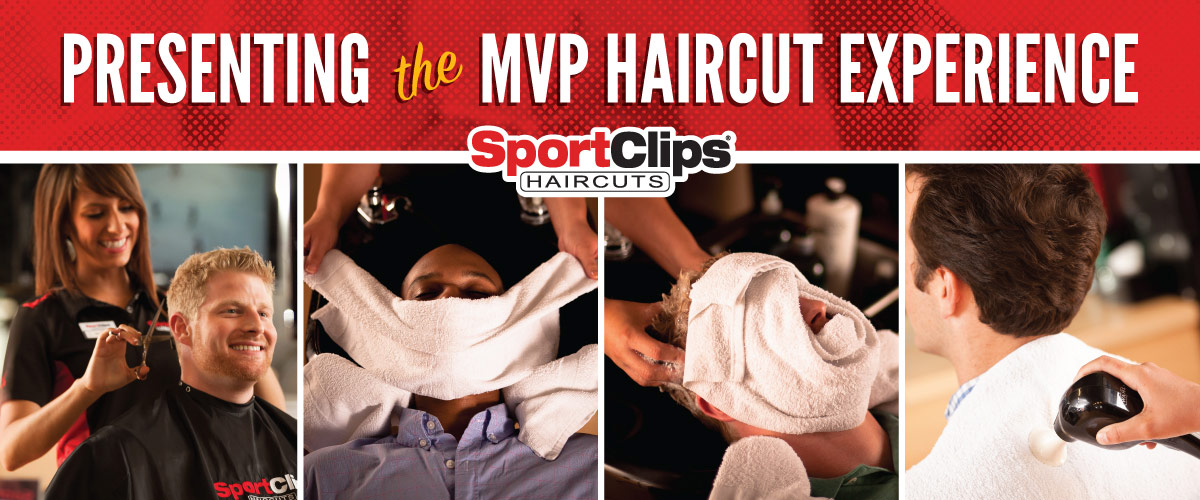 The Sport Clips Haircuts of Eagle  MVP Haircut Experience